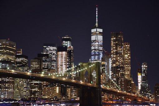 World, Trade, Center, Manhattan, Architecture