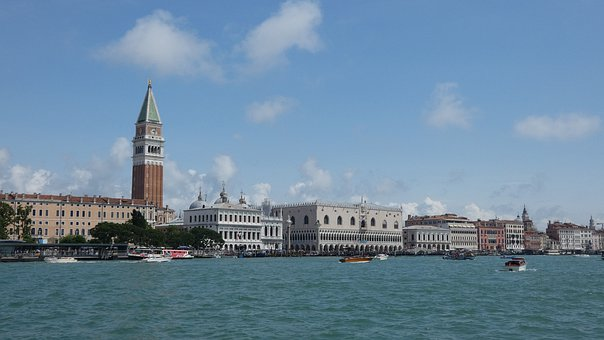 Venice, Italy, Architecture, Water