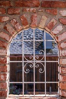 Window, Facade, Old, House Facade, Architecture