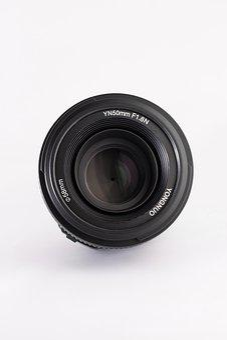 Target, Lens, Yongnuo, Photography, Camera