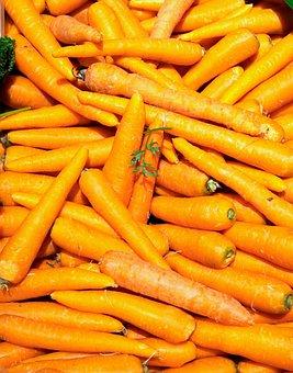 Carrots, Vegetables, Healthy, Bio, Food, Fresh