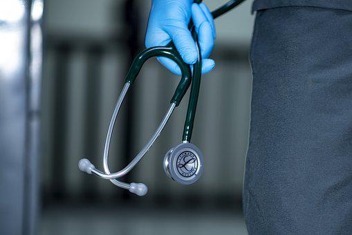 Stethoscope, Doctor, Bless You, Hospital, Diagnosis