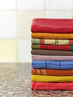 Dish Towels, Cotton Dish, Kitchen Towels, Colorful