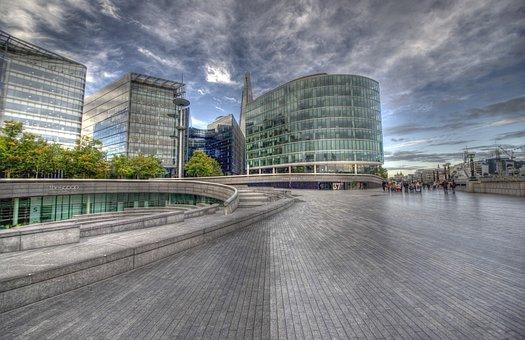 London, Building, City, Architecture, England
