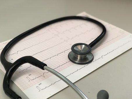 Ecg, Medical, Heart, Ekg, Healthcare, Cardiac
