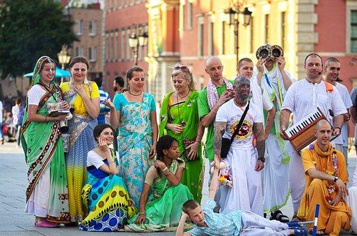 Tourists, Posing, Ethnicity, Tourism, People, Men