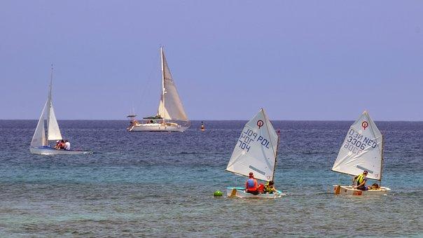 Sailing, Sea, Boat, Sailboat, Nautical, Sail, Summer