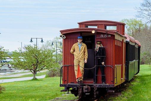 Maine, Portland, Tourism, Nature, Light, Scenic, Train