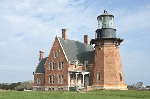 Block Island, Lighthouse, Coastal, Southeast Light