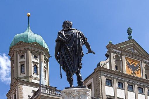 Augsburg, Town Hall, Renaissance, Cultural Epoch, City