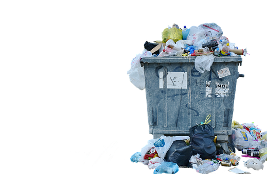 Waste Container, Garbage, Garbage Heap, Waste