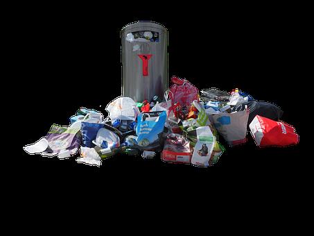 Garbage Can, Garbage, Garbage Heap, Waste, Waste Pile