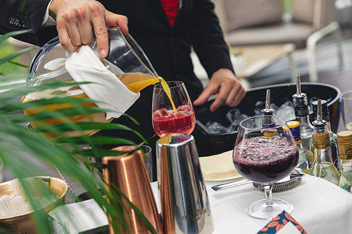 Barman, Cocktail, Drink, Alcohol, Drinks, Cup, Glass