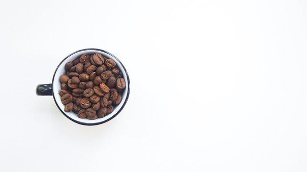 Coffee Beans, Coffee Cup, Caffeine, Beans