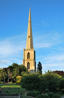 Church, Spire, Gothic, Architecture, Cathedral