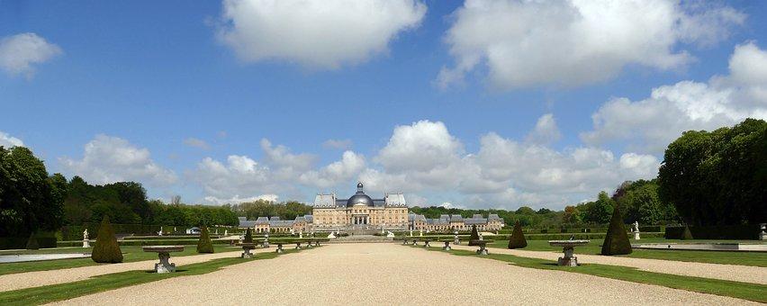 Castle, Manor, Garden, Wealth, History, Park