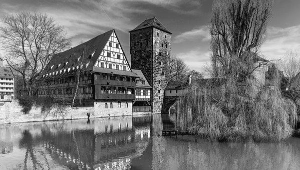 Nuremberg, Swiss Francs, Historic Center, Middle Ages