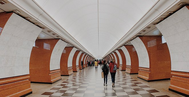 Metro, People, Transport, City, Train, Passengers