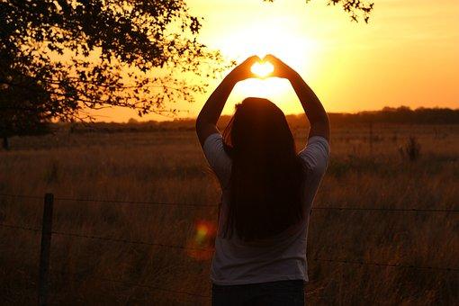 Sun, Sunset, Landscape, Sky, Mood, Nature, Clouds, Dusk