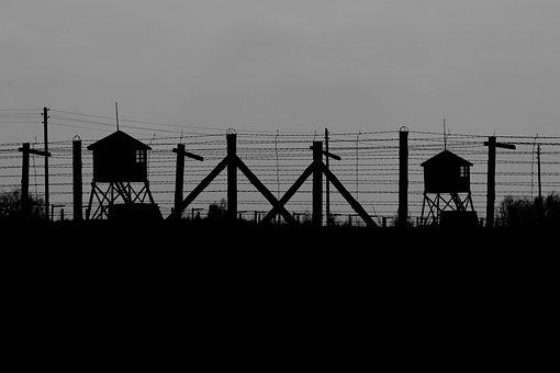 The Fence, Holocaust, The Crematorium, Majdanek