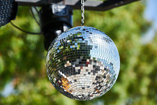 Disco, Ball, Glass, The Mirror, Retro, Club, Party