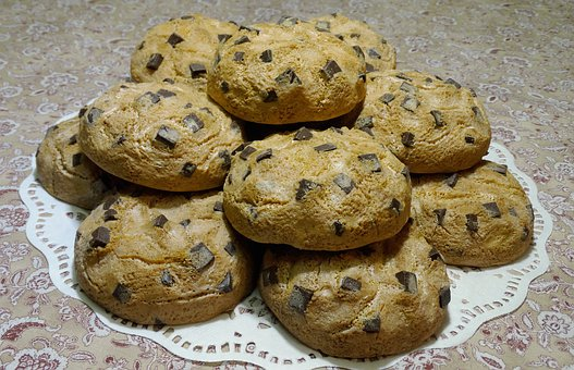 Chocolate Chunk Cookies, Soap Cookies, Soap Sclupture
