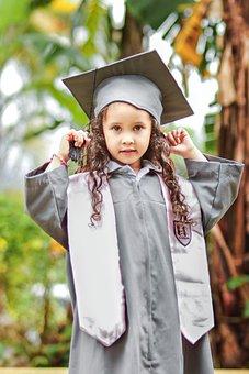 Graduations, Children, Child, Graduate, Education