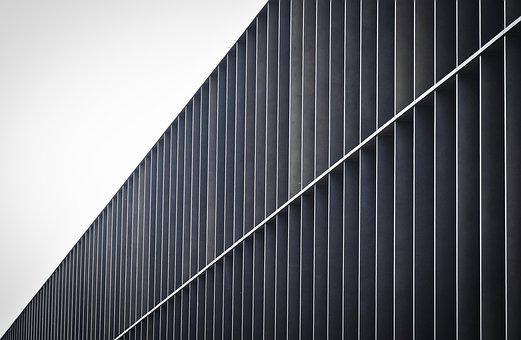 Abstract, Minimalist, Modern, Facade, Architecture