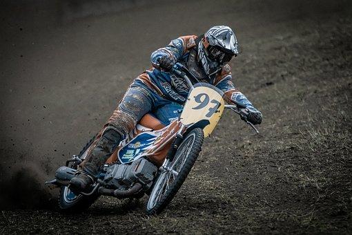 Speedway, Motorcycle, Motorcycle Race, Racing, Sport