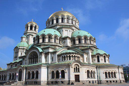 Sofia, Church, Religion, Architecture, Bulgaria, Temple