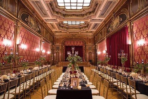 Wedding, Reception, Fancy, Party, Celebration, Event