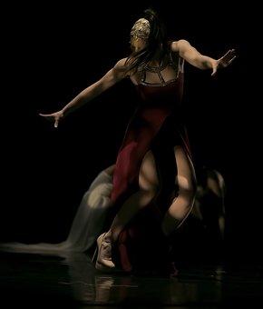Dancers, Dance, Woman, Dancing, Elegance, People