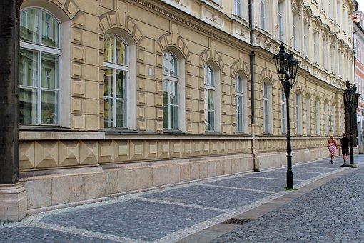 Prague, Facades, Czech Republic, Architecture, City