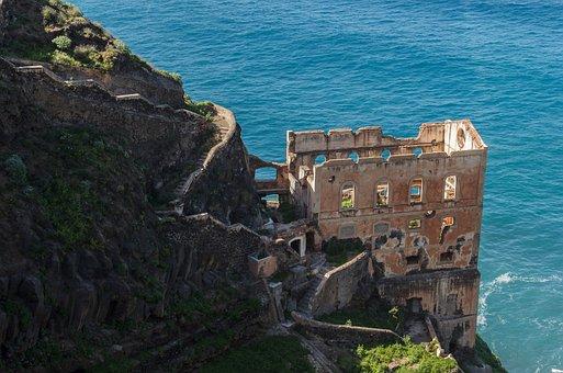Monastery Ruins, Los Realejos, San Pedro