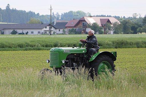 Oldtimer, Tractor, Nostalgia, Tractors, Oldie
