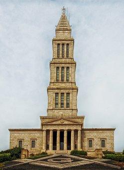 Masonic Temple, Washington, Tower, Architecture