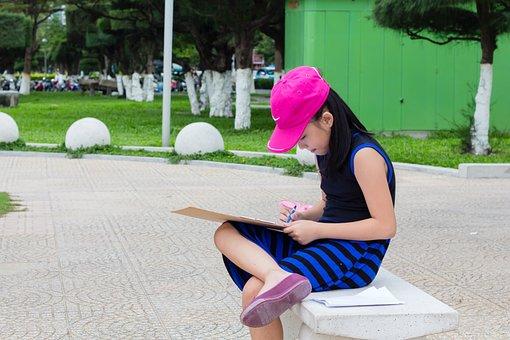 Exam, Painting, Avoid, Deficient, Children, St, City
