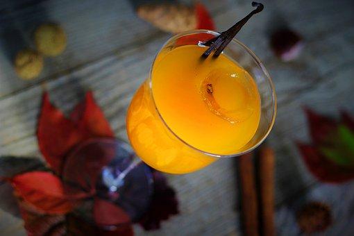 Cocktail, Fruit Juice, Vanilla, Drink, Benefit From