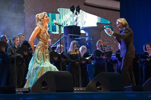 Eric Whitacre, Virtual Choir, Choir, Singing, Concert