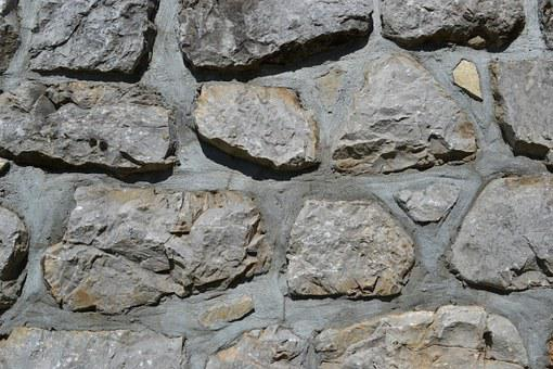 Stone, Wall, Architecture, Facade, Cement, Surface