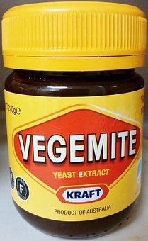 Vegemite, Spread, Yeast, Extract, Salty, Jar