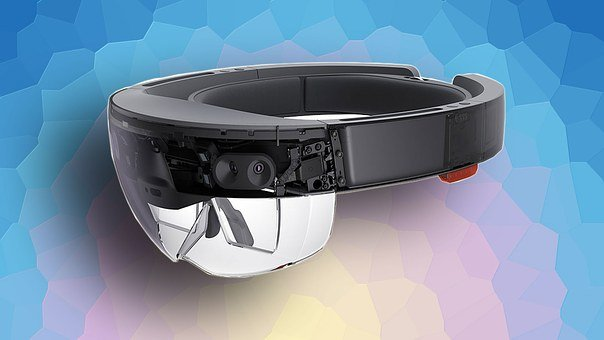 Hololens, Holo, Lens, Virtual Reality