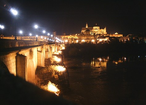 Cordoba, Mezquita, Spain, Andalusia, Cathedral, Mosque
