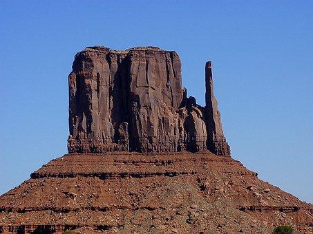 Monument Valley, Tsé Bii Ndzisgaii