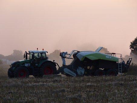 Land, Bauer, Farmer, Agriculture, Harvest, Nature