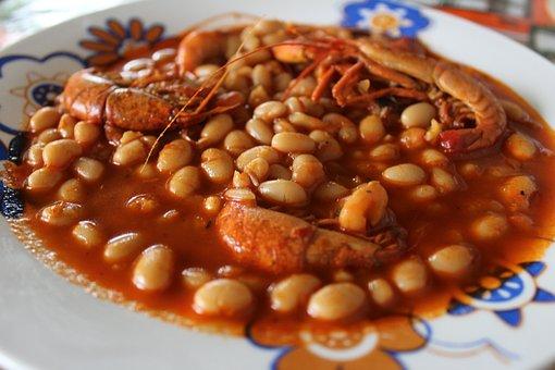 Shrimp, Food, Typical, Chatina, Typical Dish Chatino