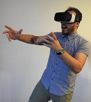Virtual Reality, Oculus, Technology, Reality, Virtual