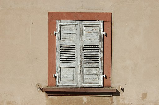 Window, Architecture, Facade, Building, Wall, House
