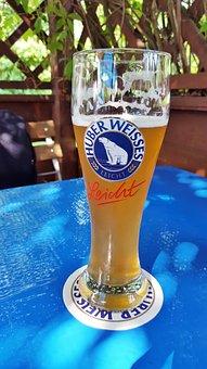 Hefeweizen, Beer, Wheat Beer, Drink, Refreshment