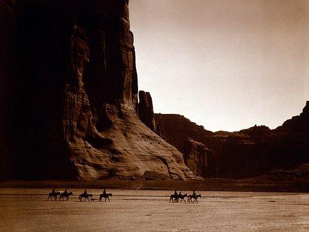 Rock Canyon, Wild West, Canyon De Chelly, Canyon